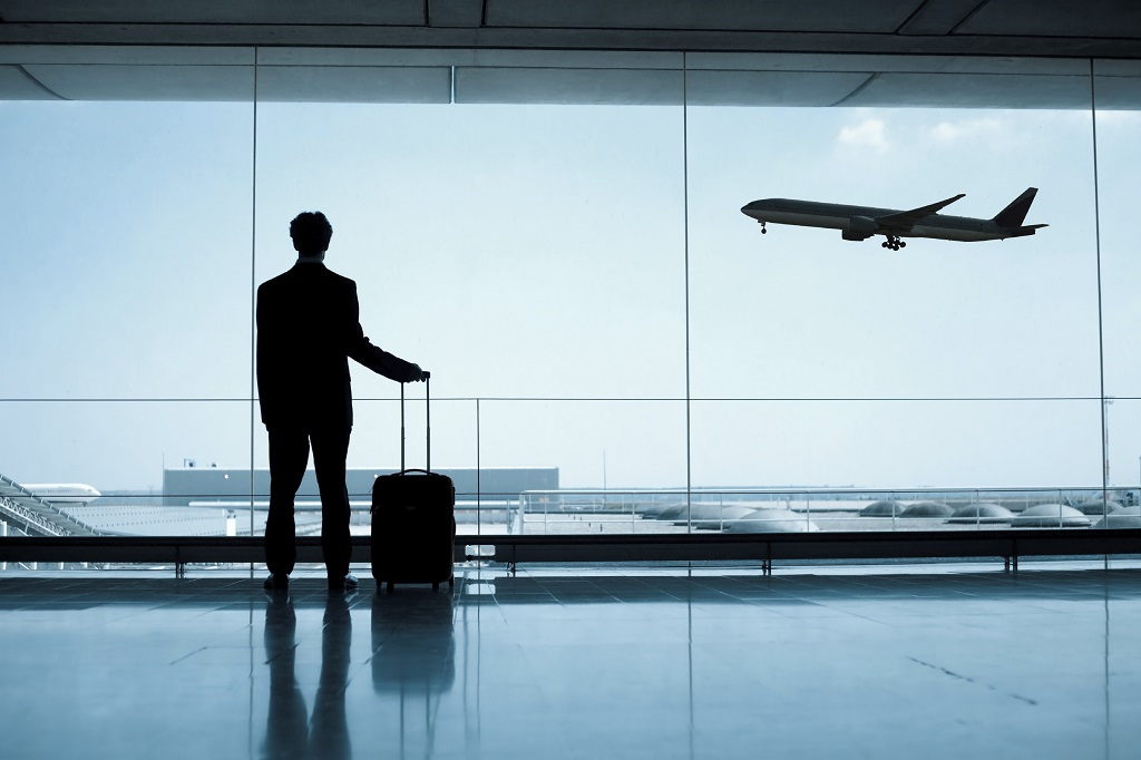 business travel, airport, travel