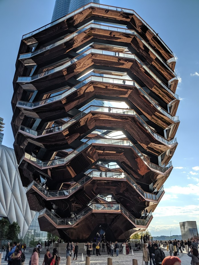 vessel, hudson yards