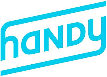 handy, handy logo, moving apps